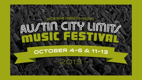 Image courtesy of ACLFestival.com (via ABC News Radio)
