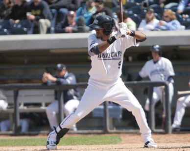 West Michigan Whitecaps OF Danry Vasquez (photo courtesy West Michigan Whitecaps)
