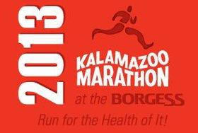 The Kalamazoo Marathon will be held on May 5th