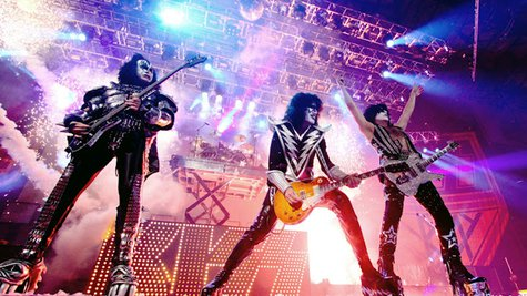 Image courtesy of Al Soluri/KISS Catalog Ltd. (via ABC News Radio)
