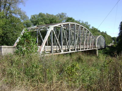 SR 46 Bridge Over Eel River