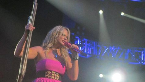 Image courtesy of Facebook.com/MirandaLambert (via ABC News Radio)