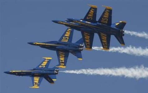 Blue Angels (Reuters)