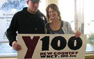 Y100 $10,000 Dream Diamond Giveaway Grand Prize Event 14