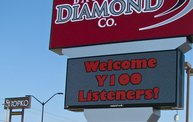 Y100 $10,000 Dream Diamond Giveaway Grand Prize Event 18