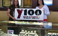 Y100 $10,000 Dream Diamond Giveaway Grand Prize Event 13