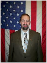 Grady Hartman, Oneida County Sheriff