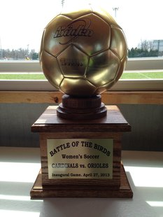 Battle Of The Birds Trophy