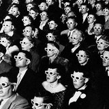 Movie crowd