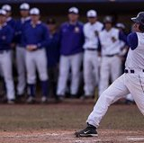 UW Stevens Point Baseball's #4 Bobby Gregorich