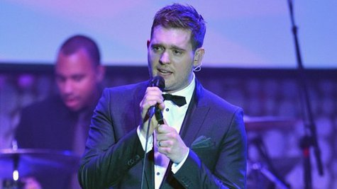 Image courtesy of Facebook.com/MichaelBuble (via ABC News Radio)
