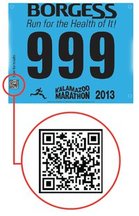 Tracking allows 2013 Kalamazoo 5K, half-marathon, marathon runners LIVE splits and results