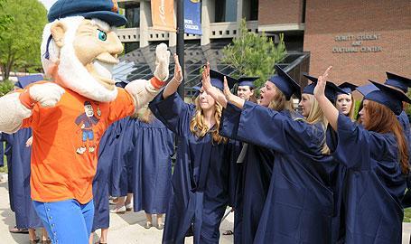 Hope College Graduates