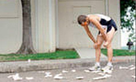 nausea runner