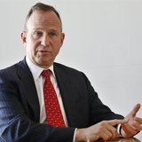 Delaware Governor Jack Markell speaks during an interview in New York March 26, 2012. REUTERS/Brendan McDermid