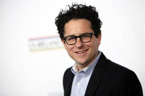 "Director J.J. Abrams arrives at the U.S.-Ireland Alliance's ""Oscar Wilde: Honoring the Irish in Film"" event at Bad Robot studios in Santa Mo"