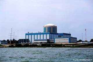 File photo of Kewaunee Power Station in Carlton, Wisconsin.