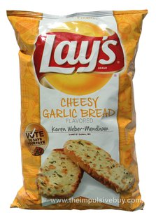 Lay's Cheesy Garlic Bread potato chips (courtesy of Flickr).