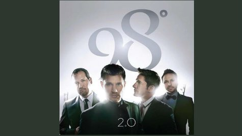 Image courtesy of Facebook.com/98Degrees (via ABC News Radio)