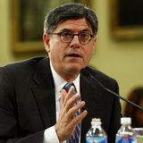 U.S. Treasury Secretary Jack Lew testifies before a House Appropriations Subcommittee on State, Foreign Operations, and Related Programs hea