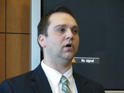 Assistant DA Lance Leonhard
