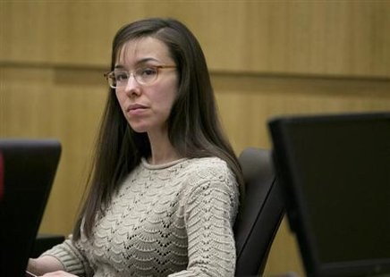 Jodi Arias (Reuters-David Wallace-Arizona Republic pool photo)