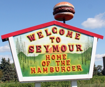 Home of the Hamburger