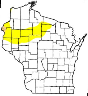 U.S. Drought Monitor for May 7th, 2013