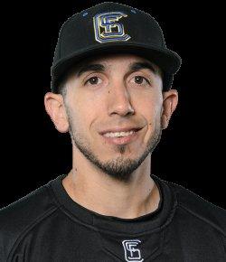Canaries shortstop Cory Morales
