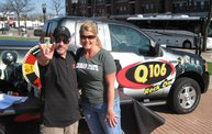 Q106 at Crosstown Showdown (5-1-13) 2