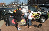 Q106 at Crosstown Showdown (5-1-13) 1