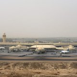 A general view of Abu Dhabi International Airport is seen, September 19, 2012. REUTERS/Ben Job