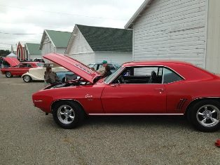26th Annual Swap Meet/Car Show at the Branch County Fairgrounds