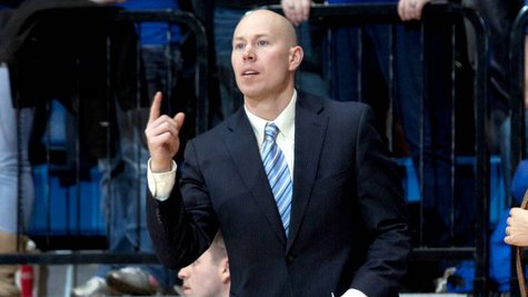 Former SDSU Asst. Head Coach Austin Hansen Photo: Courtesy of SDSU
