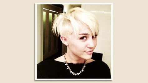 Image courtesy of Image Courtesy Miley Cyrus via Twitter (via ABC News Radio)