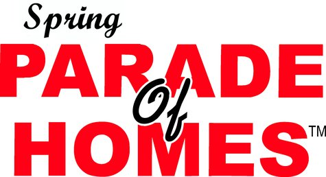 Sioux Falls Spring Parade of Homes May 18 - 20.  Get a copy of Home Ideas Magazine and go see the homes. (Logo provided by Home Builders of Sioux Empire)