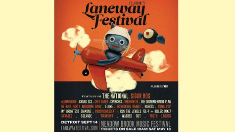 Image courtesy of Facebook.com/LanewayFestivalUSA (via ABC News Radio)
