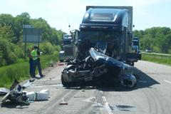 I-70 Truck Accident