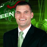 UW-Green Bay men's basketball coach Brian Wardle.