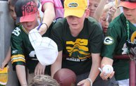 Top 25 Pictures of Past Donald Driver Charity Softball Games 1