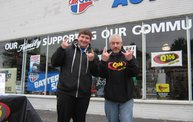 Q106 at Carquest - The Parts Place (5-11-13) 3