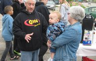 Q106 at Carquest - The Parts Place (5-11-13) 19
