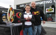 Q106 at Carquest - The Parts Place (5-11-13) 7