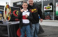 Q106 at Carquest - The Parts Place (5-11-13) 6