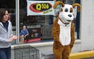 Q106 at Carquest - The Parts Place (5-11-13) 1