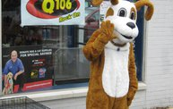 Q106 at Carquest - The Parts Place (5-11-13): Cover Image