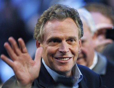 Terry McAuliffe, former chairman of the Democratic National Committee and also the former chairman of the Hillary Clinton for President comm