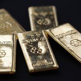 FOR RP - Gold Bullion from the American Precious Metals Exchange (APMEX) is seen in New York, September 15, 2011. REUTERS/Mike Segar