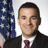 White House Office of Management and Budget (OMB) Controller Daniel Werfel is pictured in this undated White House handout photograph releas