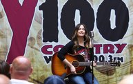 Subway Fresh Faces of Country @ Y100 :: Meet Kacey Musgraves 16